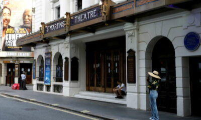 London theatres face 'disastrous delay' for full re-opening 3