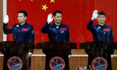 China to launch high-stakes crewed mission to space 16