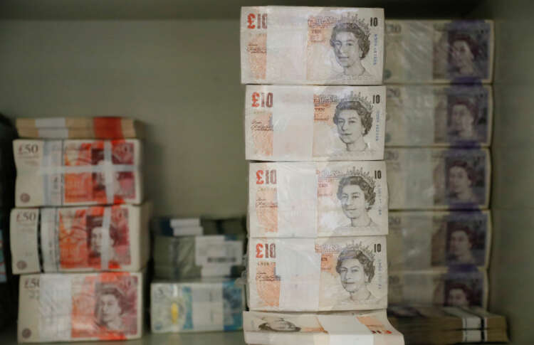 Sterling ticks higher on surprise inflation surge 3