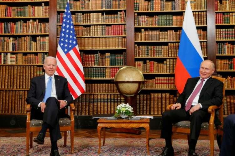 Not friends, negotiators: Brisk Biden-Putin summit makes small gains 1