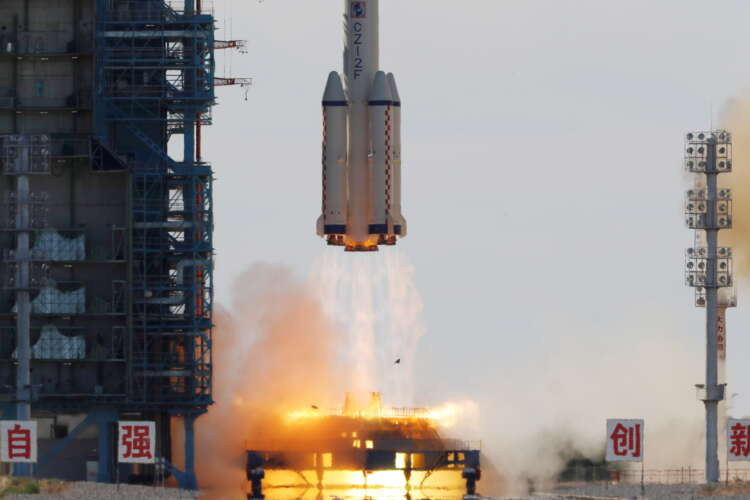 China launches crewed spacecraft Shenzhou-12 in historic mission 1