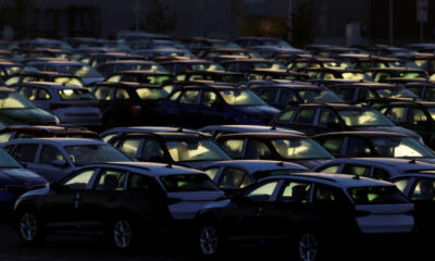 European new car sales rise 74% year-on-year in May - ACEA 24