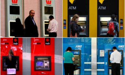 Major Australian banks, U.S. airlines briefly hit by widespread internet outages 18