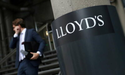 Lloyd's secures $909 million cover for backup central fund 17