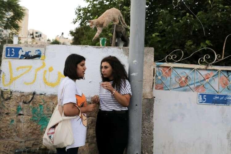 Roadblocks upend Palestinian family's life in East Jerusalem's Sheikh Jarrah 1