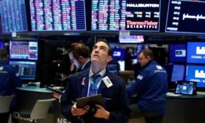 Global Markets: Tech shares buck trend as Wall Street, bonds slide 16