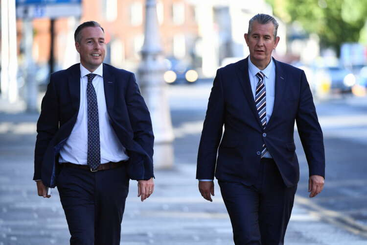 Northern Ireland's DUP to choose latest new leader within a week 1