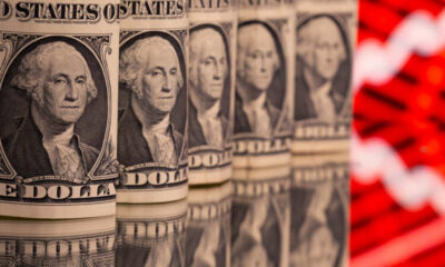 Dollar dips after Fed rally, Bitcoin slumps 9
