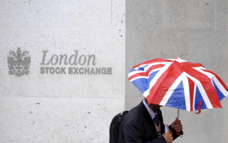 London's FTSE 100 hits one-month low; Morrisons surges 31% 1