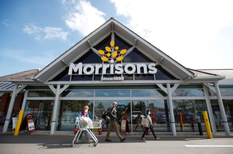 Morrisons leaps after rejecting $7.6 billion private equity bid 1