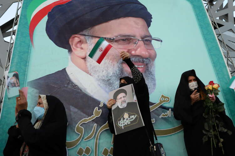 Analysis: Iran vote points to hardline goal of long-term power - analysts 1