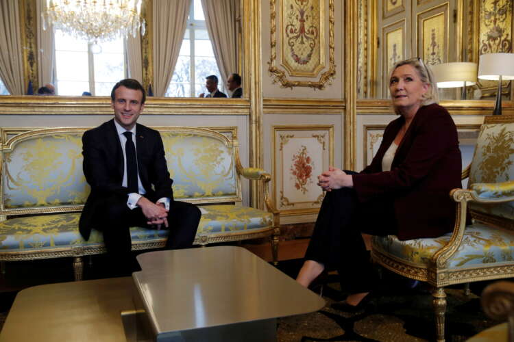 Greens candidate quits Provence run-off, complicating Le Pen bid 1
