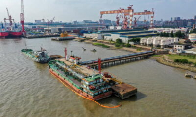China cuts second batch of crude oil import quotas for private refiners - document, sources 7
