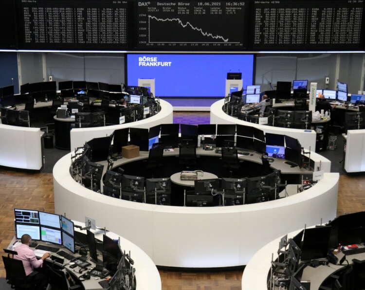 Recovery optimism lifts European stocks, tech rallies as Nasdaq hits record high 1