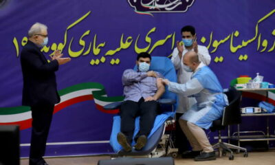 Iran's Raisi says quick COVID-19 vaccination to top his plans 15