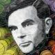 Britain's spy agency honours codebreaker Turing in giant artwork 8