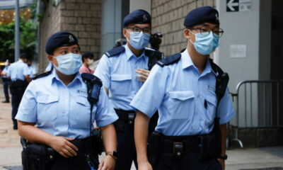 Trial of first person charged under Hong Kong's national security law begins 11