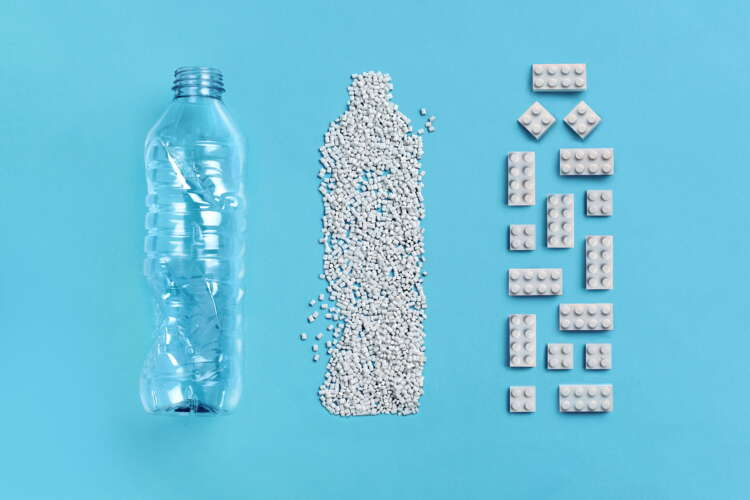Bottles to bricks: Lego finds the right fit with recycled plastic 1
