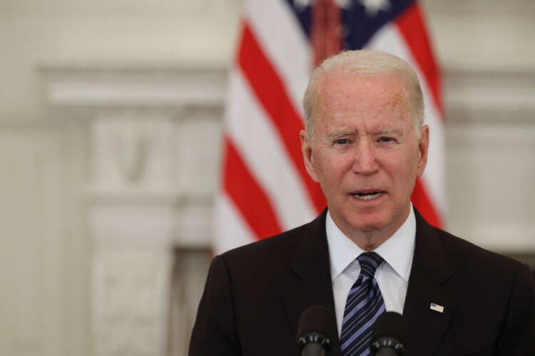'We have a deal:' Biden OK's $1.2 trillion infrastructure plan 1