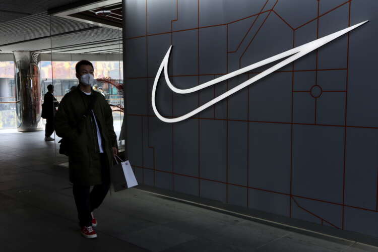 Nike profit, sales beat estimates on strong demand from Americans leaving lockdown 1