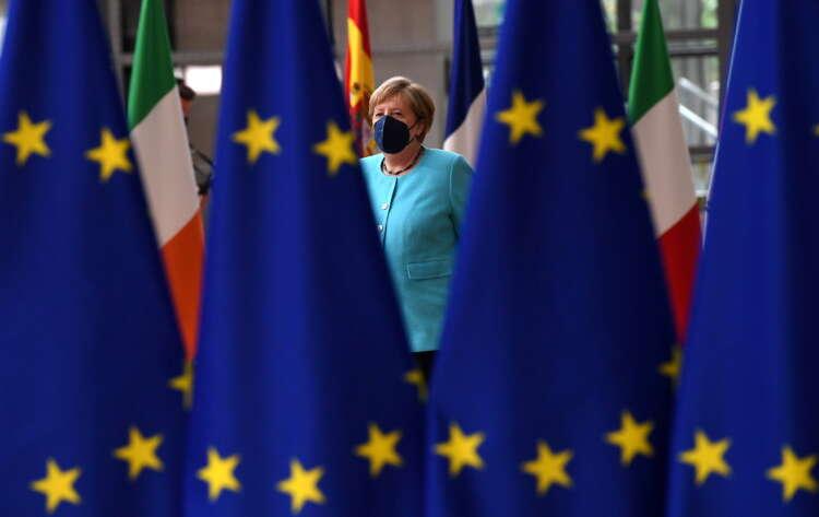 EU summit fails to reach agreement on EU-Russia summit, Merkel says 1