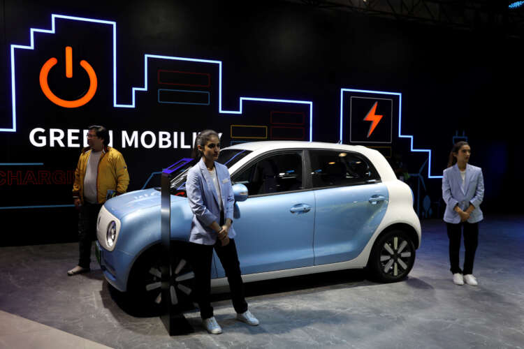 Chinese automaker Great Wall aims to sell 4 million cars in 2025 1