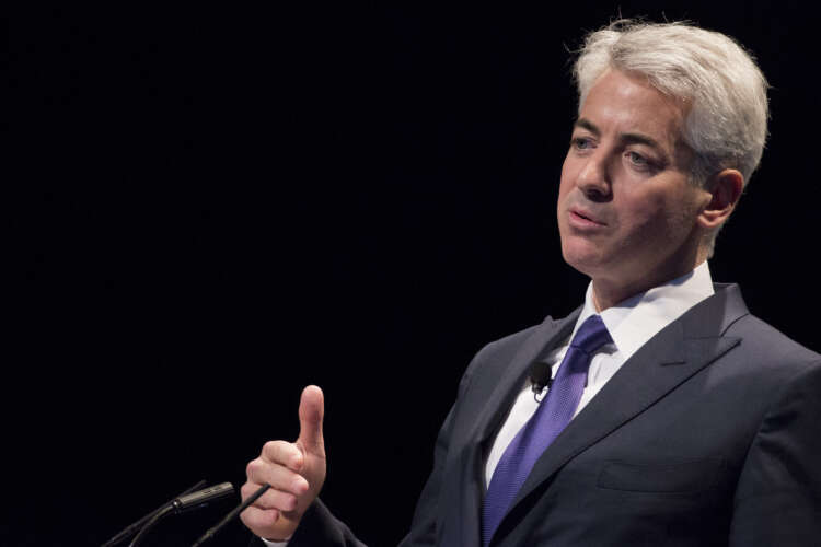 Ackman's Pershing Square in talks to buy 10% of Vivendi's Universal
