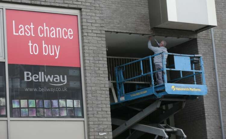 UK's Bellway forecasts strong home sales, order book balloons