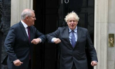 Australia says trade deal with Britain agreed
