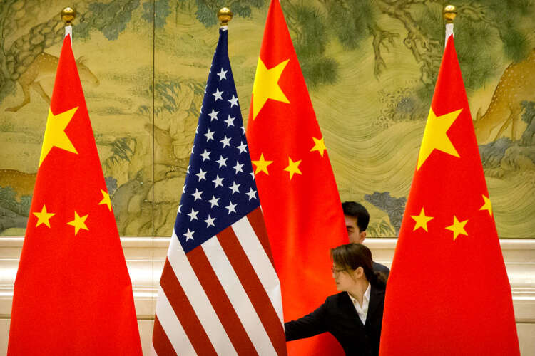 China, U.S. commerce chiefs to cooperate on handling differences, Beijing says