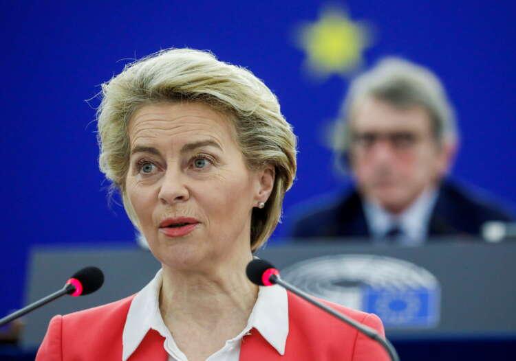 EU leaders urge unfettered probe into origins of COVID-19
