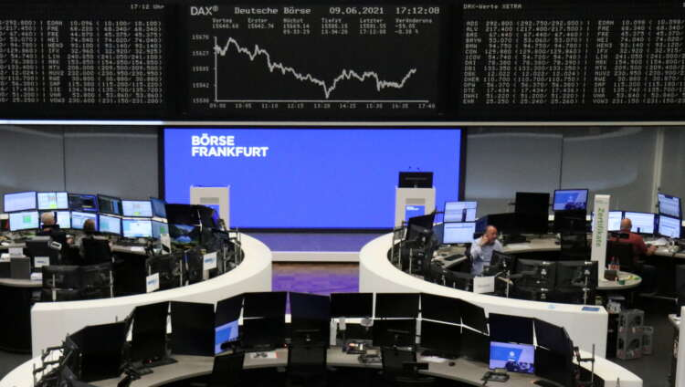 Auto, travel firms weigh on European shares ahead of ECB meeting