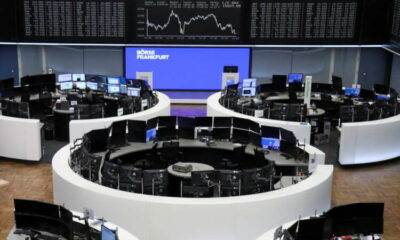 European stocks hit record high as miners boost UK blue chips