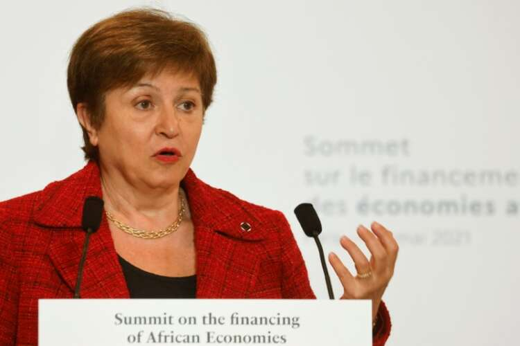 Exclusive-IMF eyes new trust to provide aid to broader group of countries-Georgieva