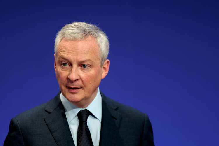 French economy to return to pre-COVID levels by Q1 2022, Le Maire says -JDD