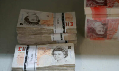 Sterling holds steady, unaffected by reopening delay; UK employee numbers jump