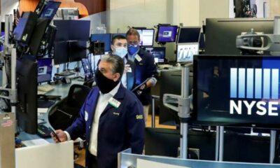 Global Markets: Stocks set record highs as bond yields slide