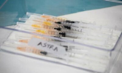 AstraZeneca shots should be halted for over-60s too - EMA official