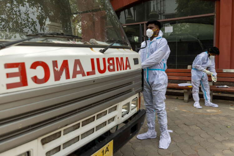 Indian state sharply raises COVID-19 death toll prompting call for wide review