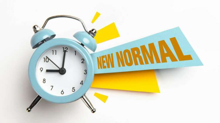 Navigating the new normal