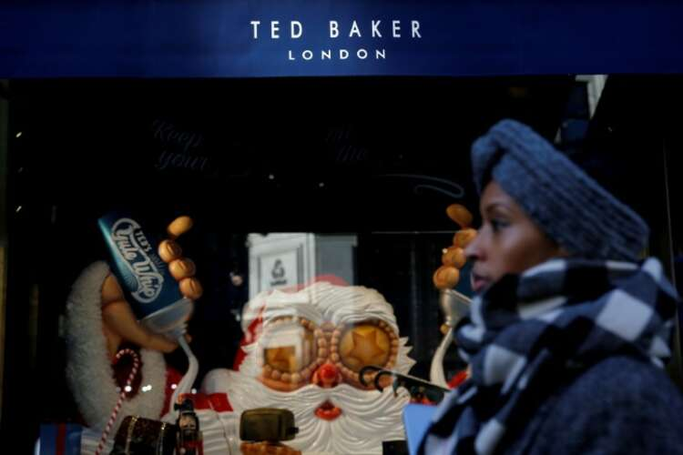 Upmarket retailer Ted Baker reports loss for pandemic-hit year
