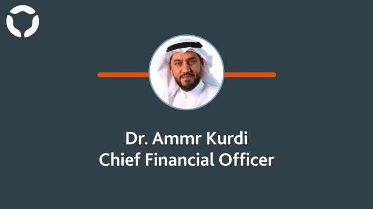Tawuniya appoints Dr. Ammr Kurdi as Chief Financial Officer 1