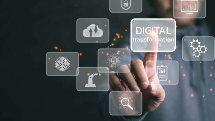 Securing your businesses' digital transformation