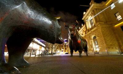 Deutsche Boerse to buy Swiss fintech Crypto Finance 3
