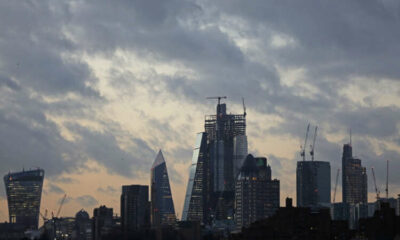 Factbox-UK aims to strengthen London as a global financial centre 1
