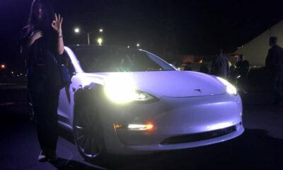 Tesla Q2 deliveries meet analysts' estimates despite chip shortage, shares gain 13