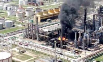 Romanian Black Sea refinery blast kills one, injures five 21
