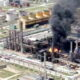 Romanian Black Sea refinery blast kills one, injures five 22
