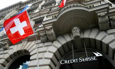 Qatar fund's stake in Credit Suisse rises to 6% due to convertibles 13