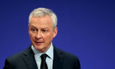 G20 to back global corporate tax deal, says French finance minister 11